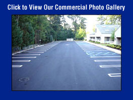 Rino Paving Commercial Services Gallery